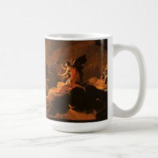 A adoração do Magii por Goya Caneca