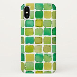 a aguarela do verde limão esquadra capas de iphone