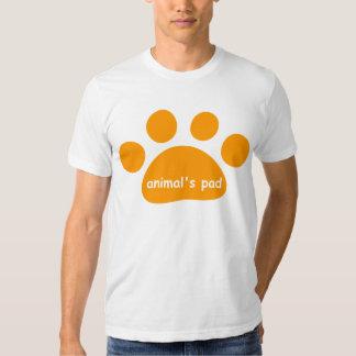 a almofada do animal tshirts