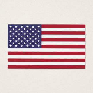 ?a alteração - constituição de Estados Unidos Cartão De Visitas