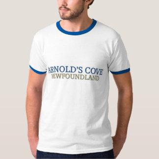 A angra de Arnold Tshirts