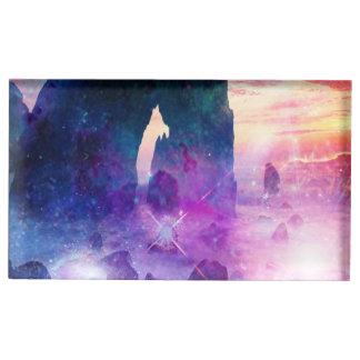 A angra do sonhador suporte para cartão de mesa