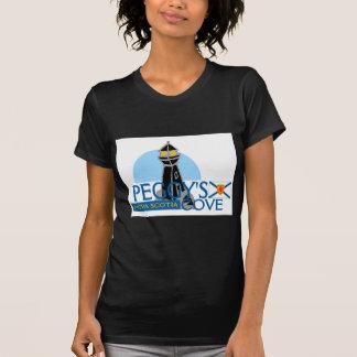 A angra Nova Escócia de Peggy Tshirts