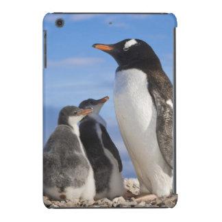 A Antártica, angra de Neko (porto). Pinguim 2 de Capa Para iPad Mini Retina