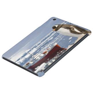A Antártica, angra de Neko (porto). Pinguim de Capa Para iPad Mini Retina