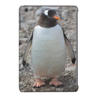A Antártica. Porto de Neko. Pinguim 2 de Gentoo Capa Para iPad Mini Retina