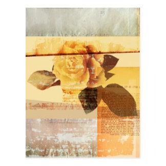A antiguidade aumentou cartão postal