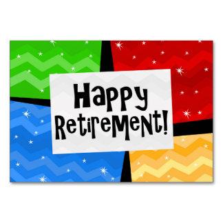 A aposentadoria feliz, cor preliminar esquadra o p