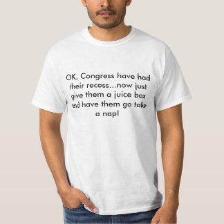A APROVAÇÃO, congresso tem tido seu rebaixo… agora Tshirts
