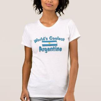 A Argentina a mais fresca do mundo Tshirt