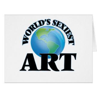 "A arte a mais ""sexy"" do mundo cartoes"