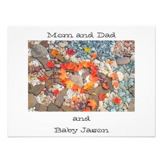 A arte de Photograhy imprime o pai da mamã e o Impressão De Foto