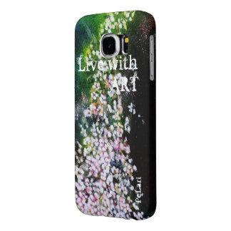 A arte personalizada, 'NUNCA FALHA A INSPIRE Capas Samsung Galaxy S6