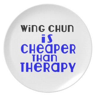 A asa Chun é mais barata do que a terapia Prato De Festa