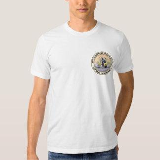 A bala de canhão real tshirts