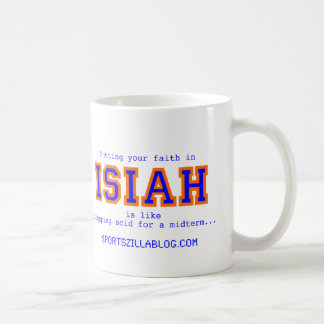 A balada da caneca de Isiah