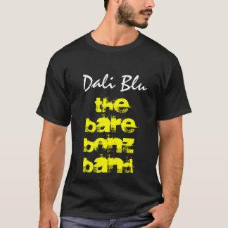 A banda de Barebonz, T azul de Dali Camiseta