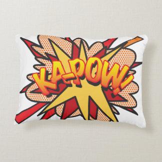 A banda desenhada ZAP! KA-POW! coxim do Almofada Decorativa
