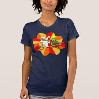 a banda do doce da amora camiseta