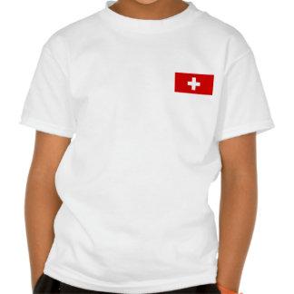 A bandeira da suiça