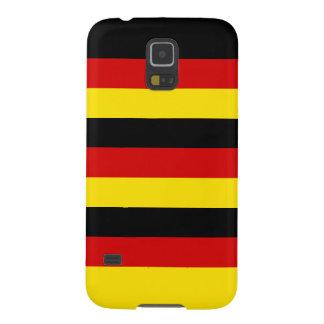 A bandeira de Alemanha Capas Par Galaxy S5