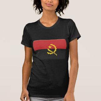 A bandeira de Angola PERSONALIZA Camisetas