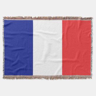 A bandeira de France ou de Tricolore Manta