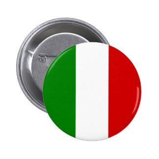 A bandeira de Italia Botons