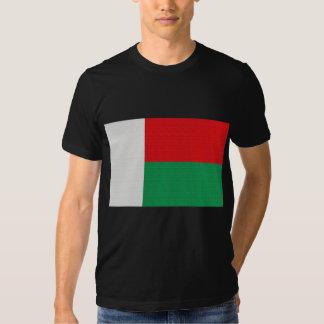 A bandeira de Madagascar Camiseta