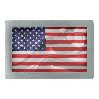 A bandeira dos Estados Unidos da América