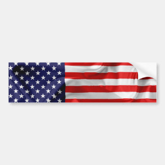 A bandeira dos Estados Unidos da América Adesivo Para Carro