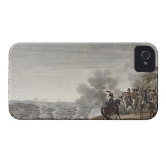 A batalha do Moskva, o 7 de setembro de 1812, Capa Para iPhone
