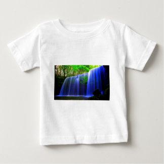 a beleza do fluxo camiseta para bebê