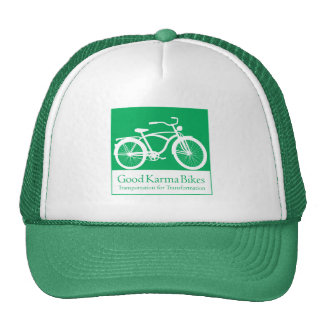 A boa karma Bikes o chapéu Boné