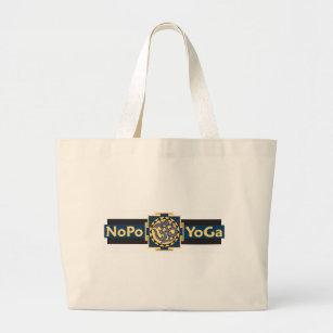 A bolsa de canvas da ioga de NoPo