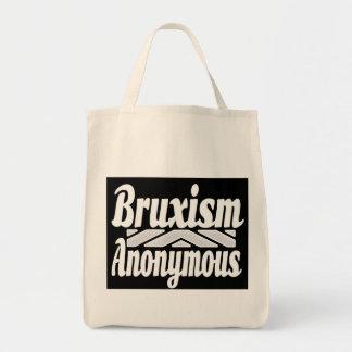 A bolsa de compra anónima de Bruxism