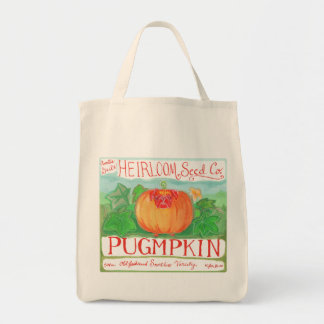 A bolsa de compra de Pugmpkin