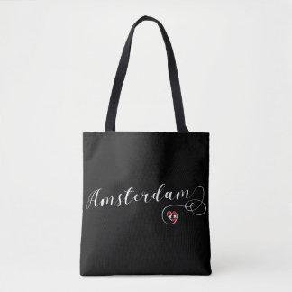 A bolsa de compra do coração de Amsterdão, Países