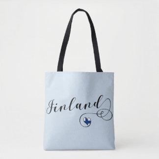 A bolsa de compra do coração de Finlandia, Finn