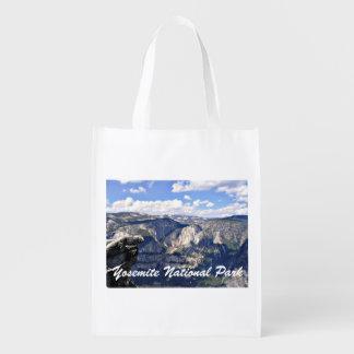 A bolsa de compra do parque nacional B de Yosemite Sacolas Ecológicas