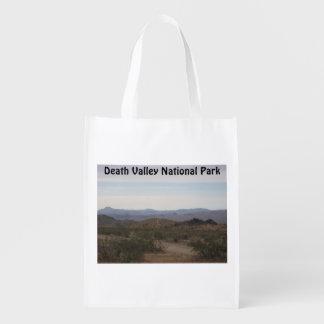 A bolsa de compra do parque nacional de Vale da Mo Sacola Ecológica Para Supermercado