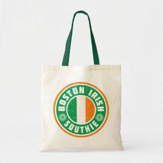 A bolsa de compra irlandesa de Southie do