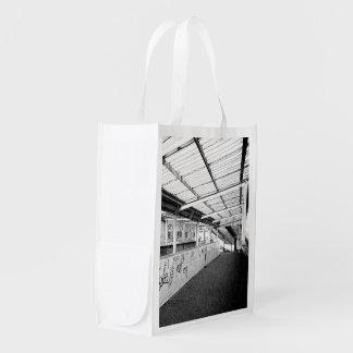 A bolsa de compra reusável de LONDRES (CHIQUE Sacolas Reusáveis