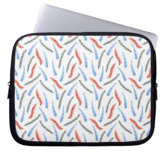 """A bolsa de laptop 10"""" do ramo capas para computadores"""