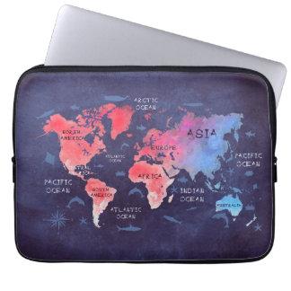 """A bolsa de laptop 13"""" do neopreno capa para computador"""