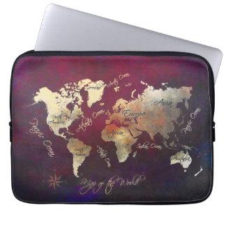"""A bolsa de laptop 13"""" do neopreno sleeve para laptop"""