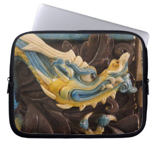 A bolsa de laptop chinesa do neopreno do dragão 10 sleeve para notebook