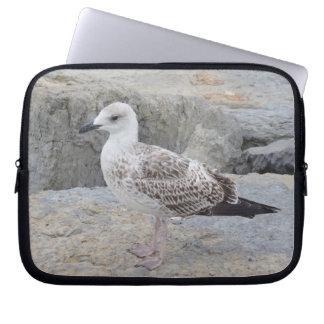 A bolsa de laptop do neopreno da gaivota do bebê capa para notebook