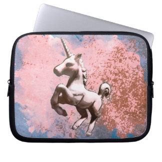 A bolsa de laptop do neopreno do unicórnio capa para notebook