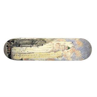 A Bolsa de Nova Iorque 1904 Skates